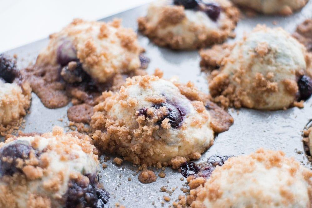28 Best - Mini Blueberry Muffins - gluten free mini ...