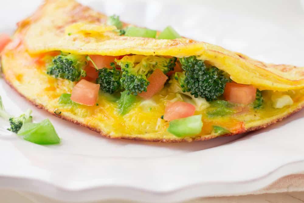 Garden Omelette Garden Ftempo