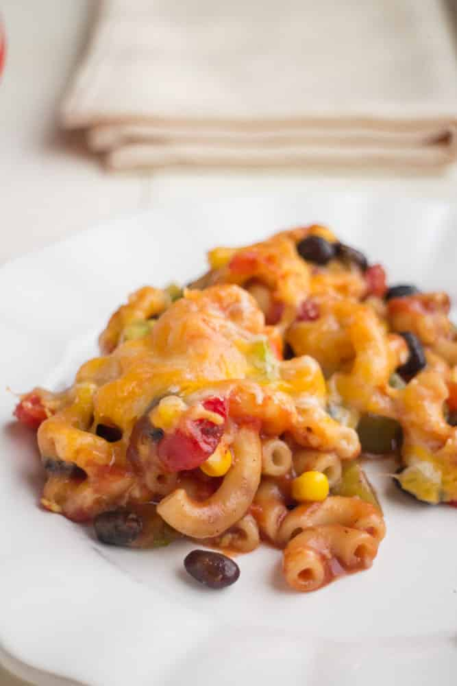 Meatless Cheesy Taco Casserole_18