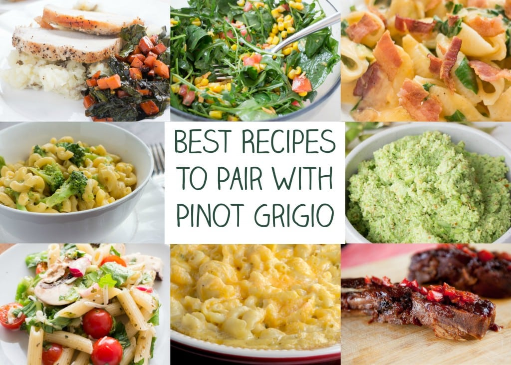 Best Home Cooked Recipes To Pair With Pinot Grigio Wine