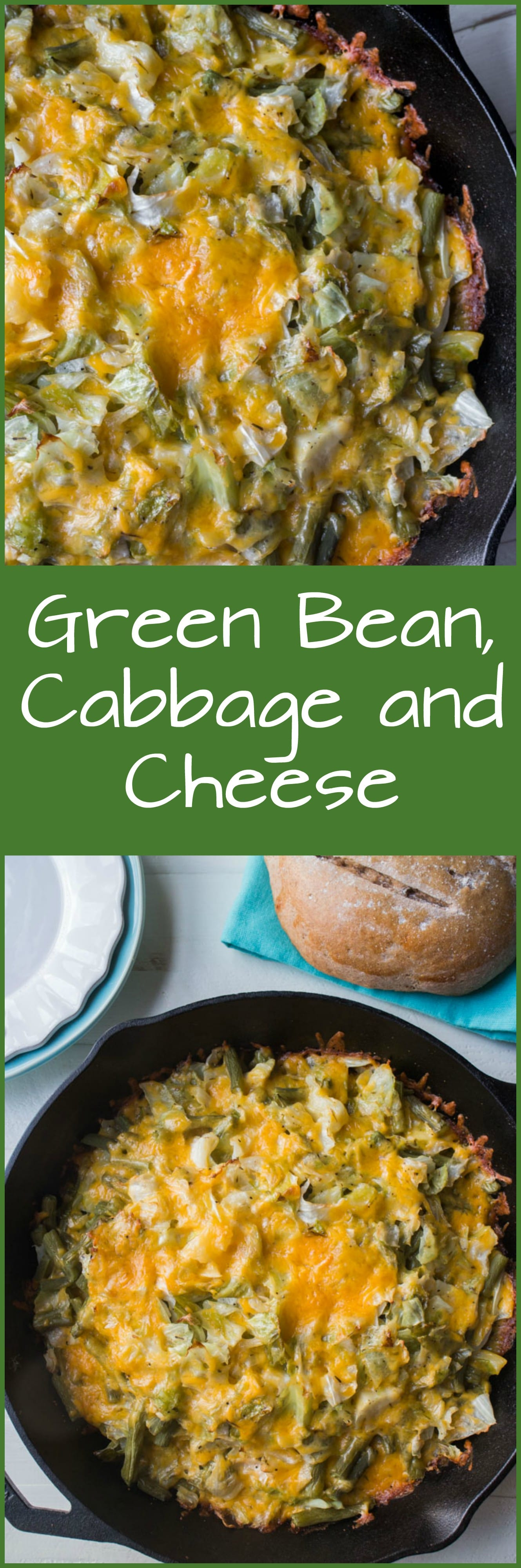 how to cook a green cabbage