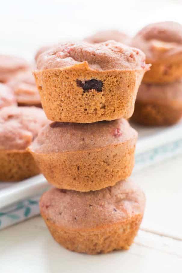 Healthy Sugar Free Muffins