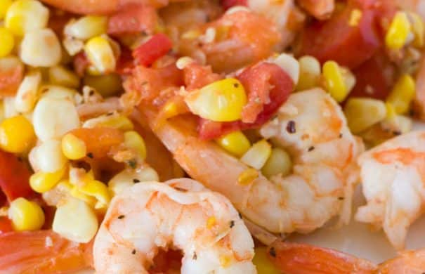 Image result for corn and shrimp