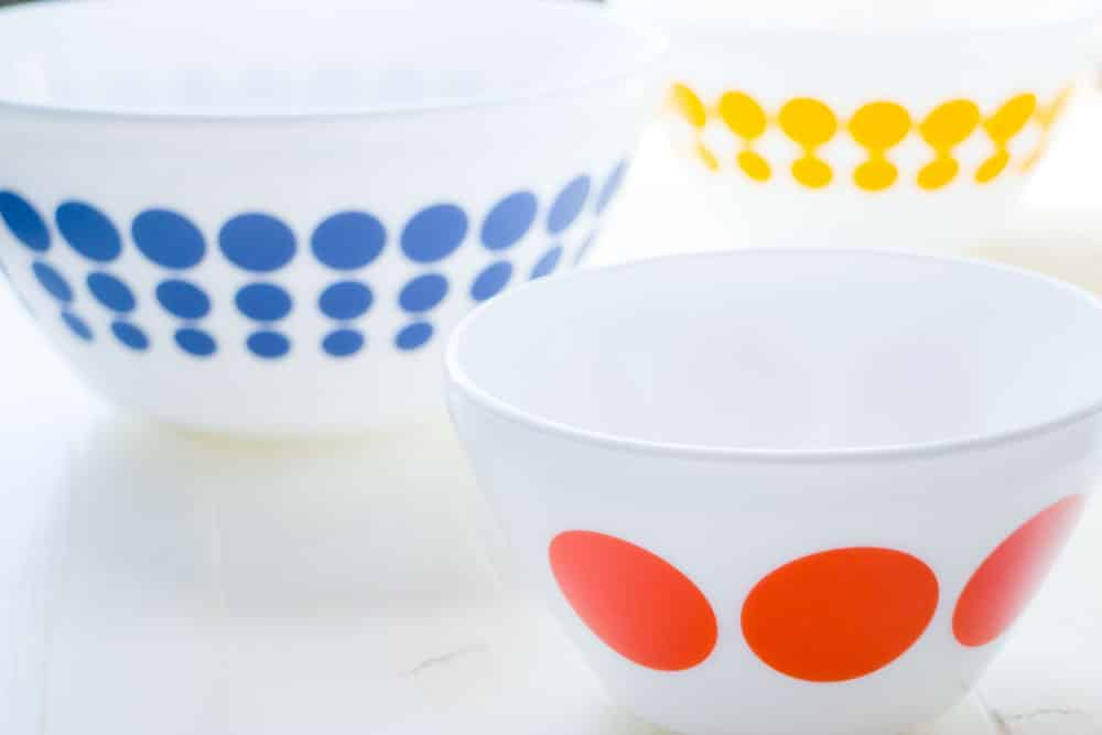 Vintage Kitchen Bowls Holiday Giveaway