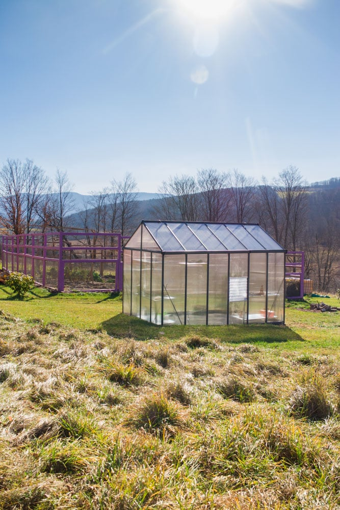 Make gardening season last year round with a greenhouse! Go green and grow your own!