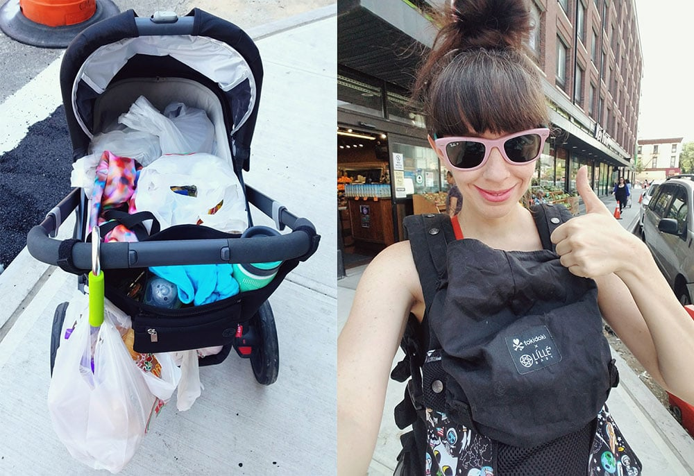 Looking for the perfect NYC stroller? Get the UPPAbaby Vista! You won't regret it! Read this post for a full review of why it's the perfect city dweller stroller to grow with!