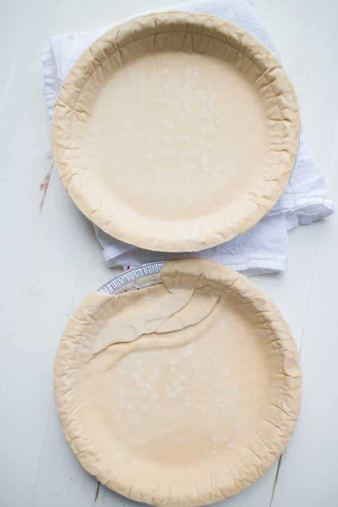 Frozen Pillsbury Pie Crusts