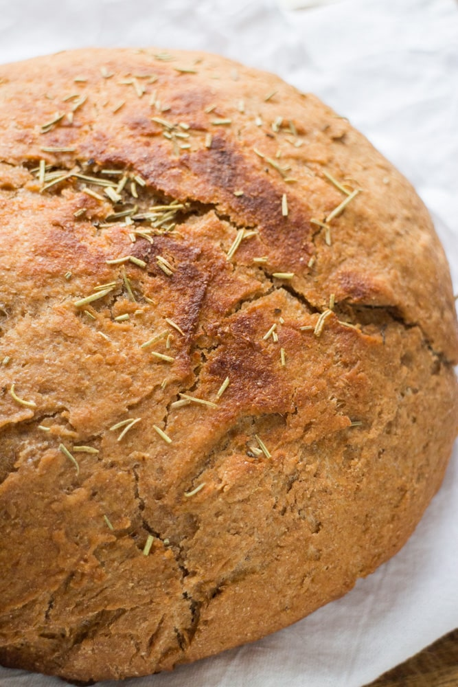 Crock Pot Bread Recipe