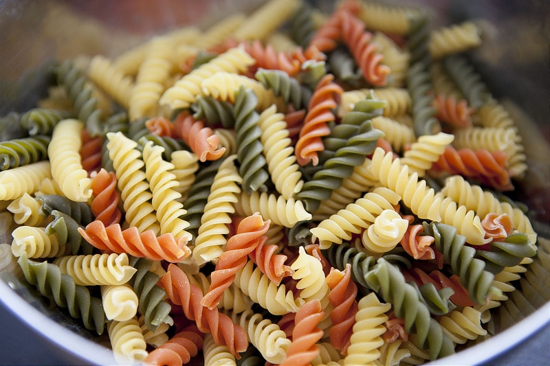Rotini for pasta salad