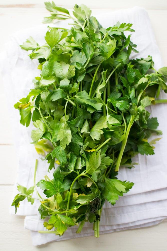 fresh parsley recipe