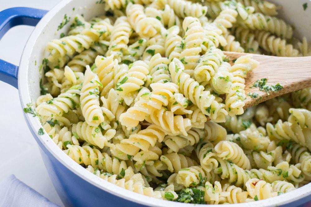 parsley recipes pasta