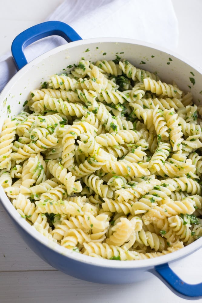 fresh parsley recipes vegetarian