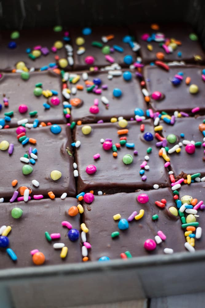 Little Debbie Cosmic Brownie Sprinkles