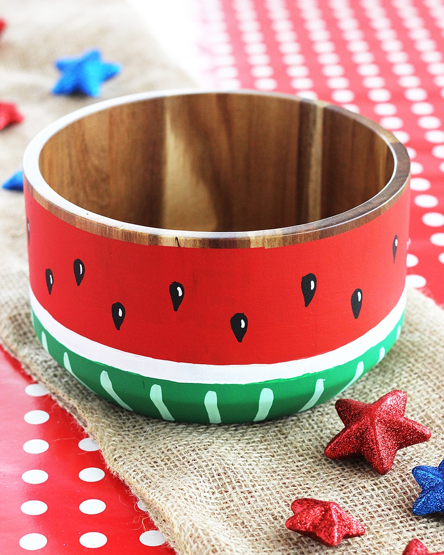 20 Sweet And Summery Watermelon Crafts Diy Projects