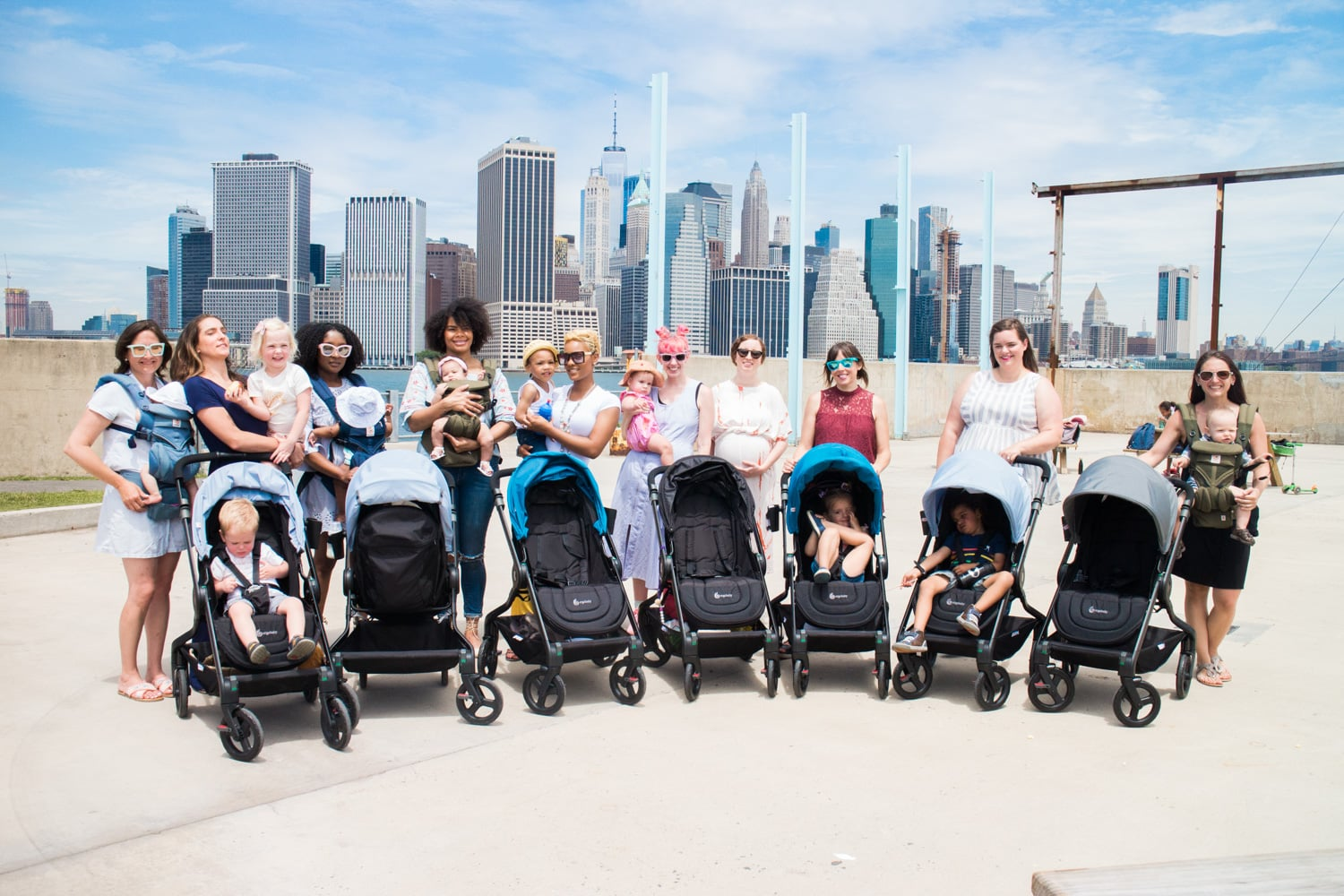 New York City Social Influencer Moms