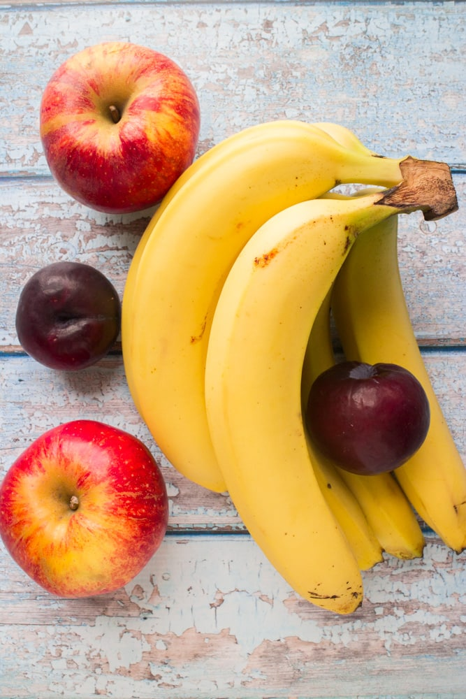 Store Bananas With Other Fruit