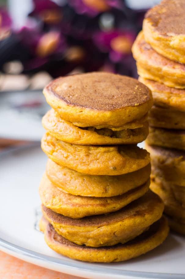 Baby Pancakes Recipe