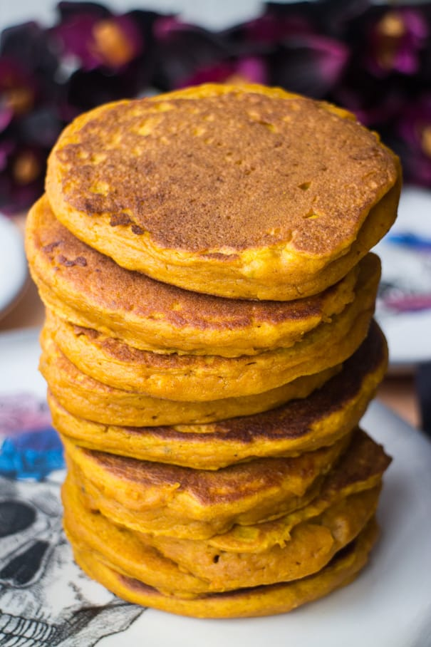 Pumpkin Puree Recipes Pancakes