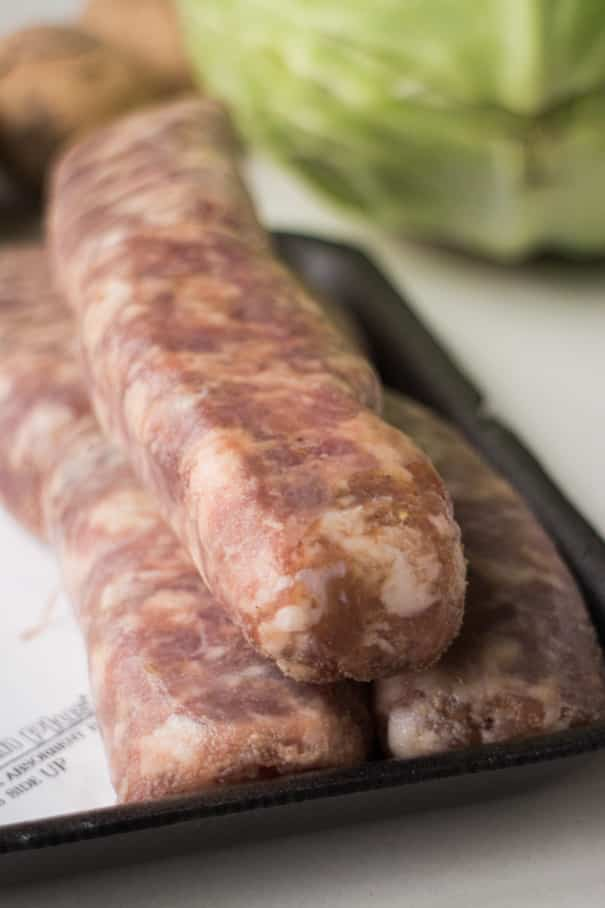 Sweet Italian Sausage Links for Crock Pot