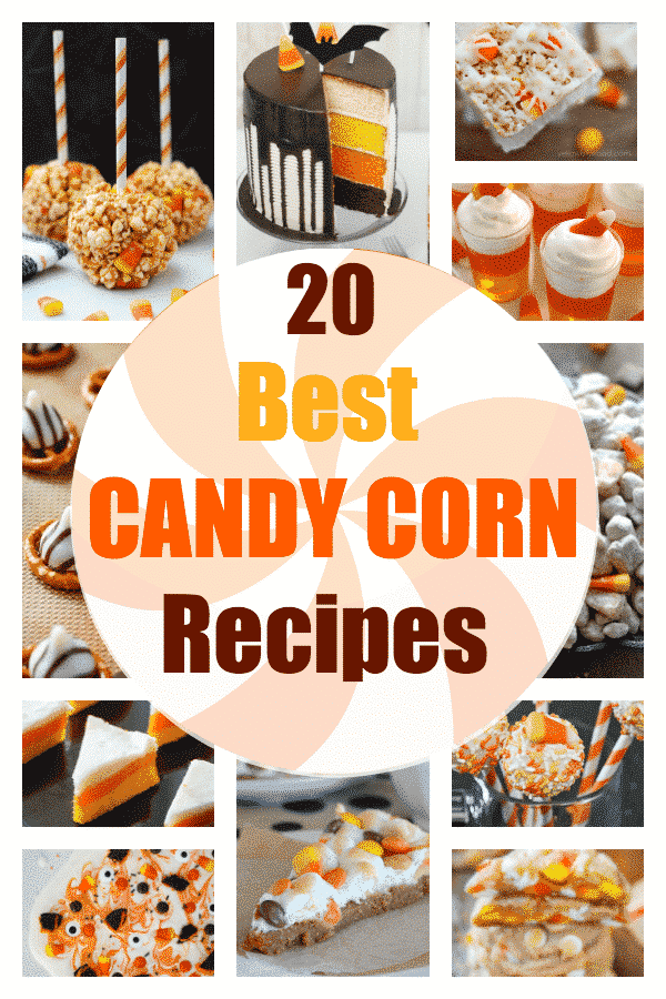Leftover Candy Corn Recipes