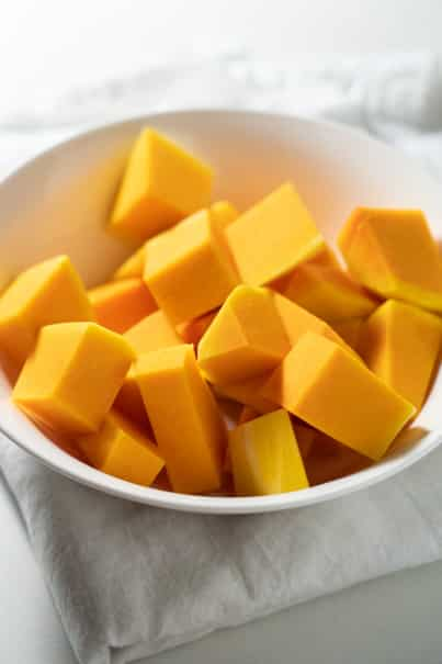 How to Make Butternut Squash Baby Food