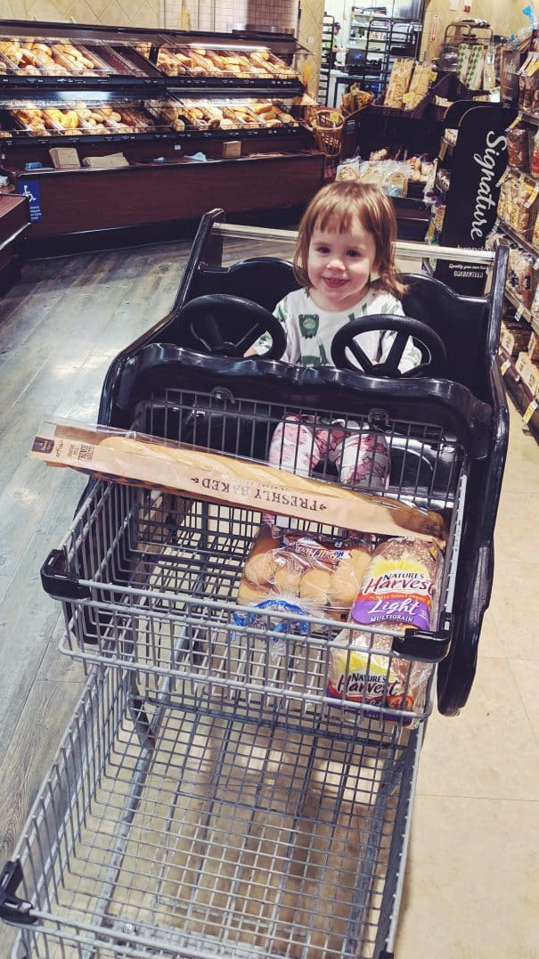 grocery carts for kids