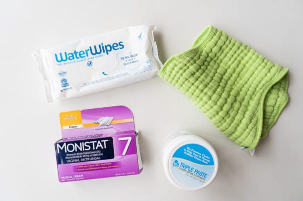 Tips on how to treat a yeast diaper rash when Nystatin doesn't work. You'll see incredible results in 24 hours and it will be completely gone in 3 days.You'll need Monistat 7, diaper rash cream, water wipes and a towel.