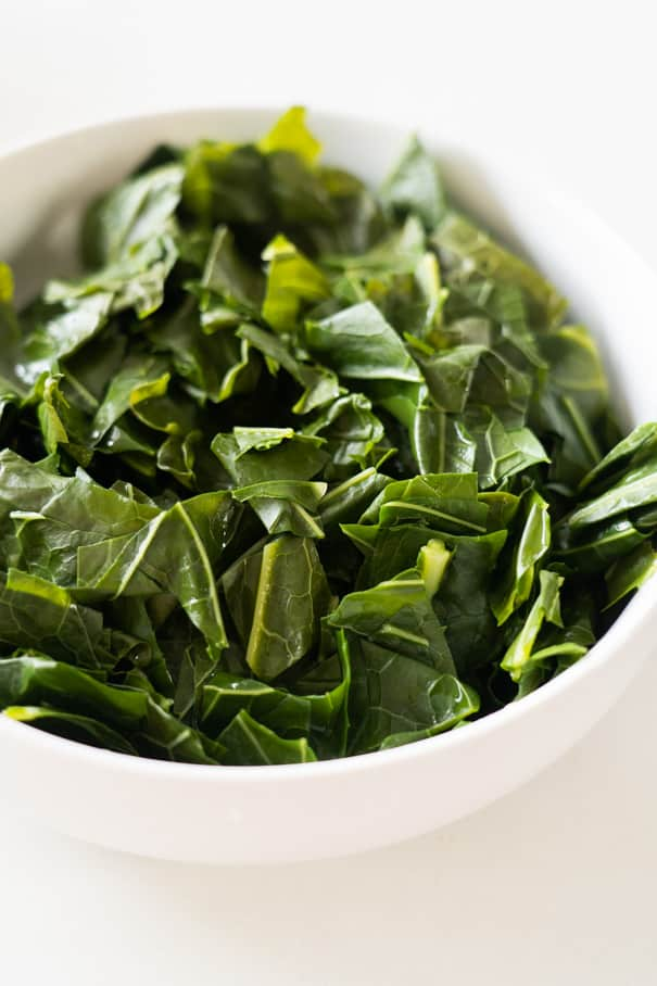 collard greens are a substitute for kale