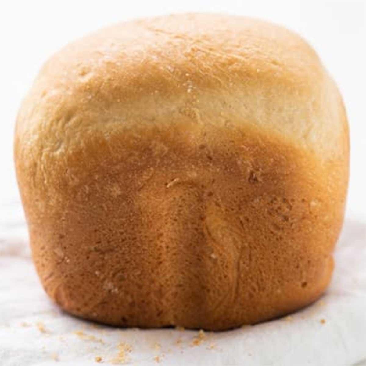 Bread Machine Italian Bread - Easy Homemade Bread Recipe