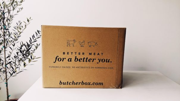 Full review of Butcher Box from a family who eats on a budget. Includes unboxing video of Beef & Chicken box.