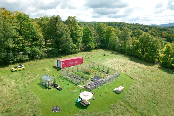 We sold our land in Upstate New York.  We built a garden, greenhouse and shipping container home.  But now this chapter ends.  Here's why.