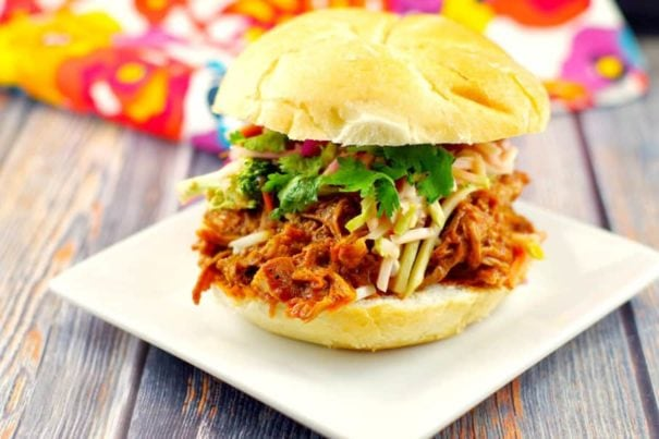 These 50 Pork Slow Cooker Recipes are simply amazing! Not only are they perfect for a busy evening, they are flavorful. Bookmark this page for 50 Pork Slow Cooker Recipes and be prepared to become obsessed!