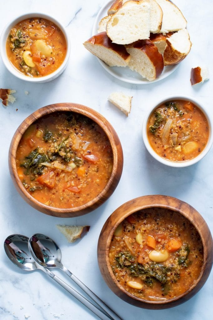 Collection of 50+ Slow Cooker Soup Recipes that make everything better.  Easy soup recipes include chicken, beef, healthy vegetarian recipes and more.  This is one page to bookmark for hearty, flavorful, and appetizing Slow Cooker Soup Recipes.