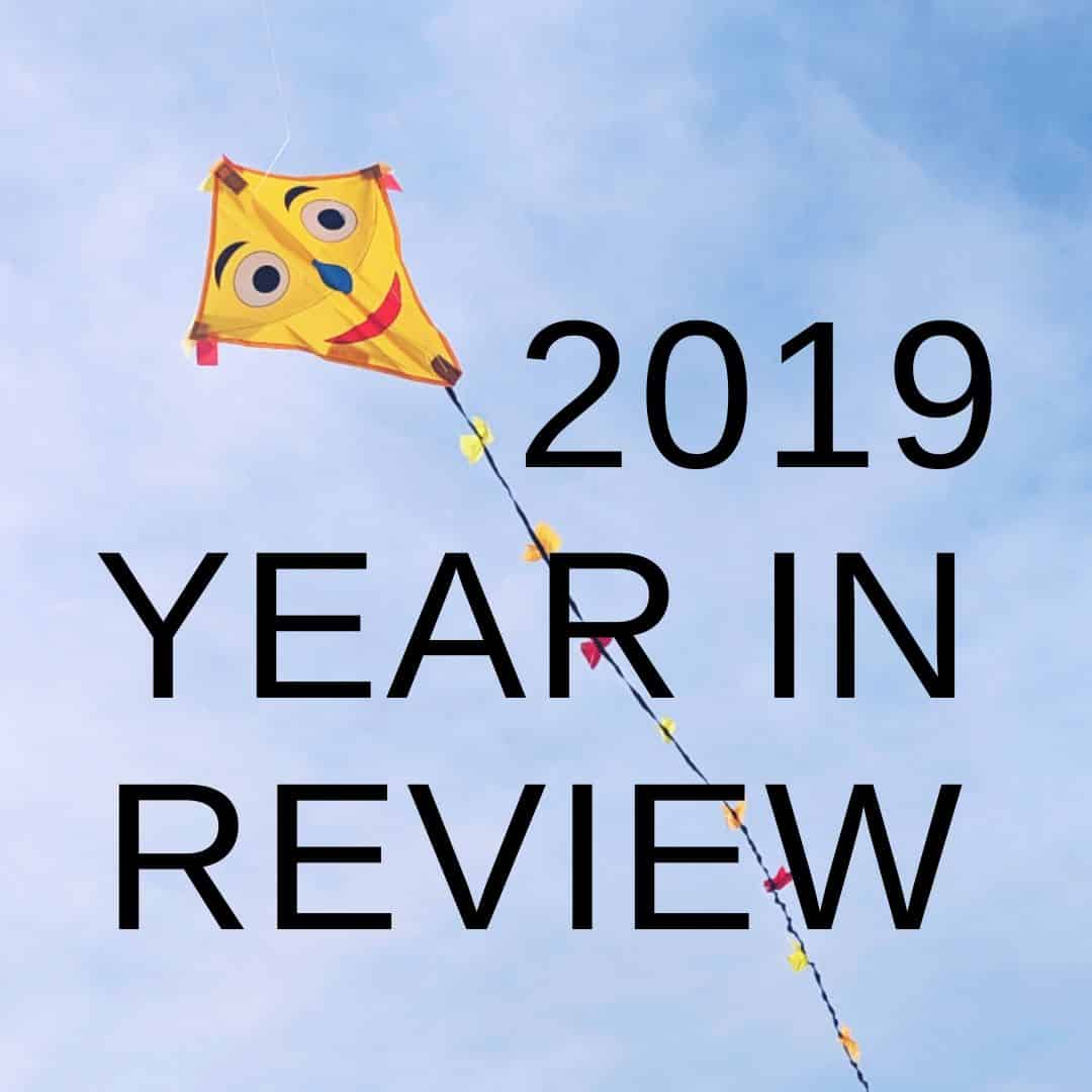 Brooklyn Farm Girl Year in Review. Personal, Blog, Business, Motherhood, Marriage, Books - my entire life is covered in 2019's Year in Review, in a very honest way.