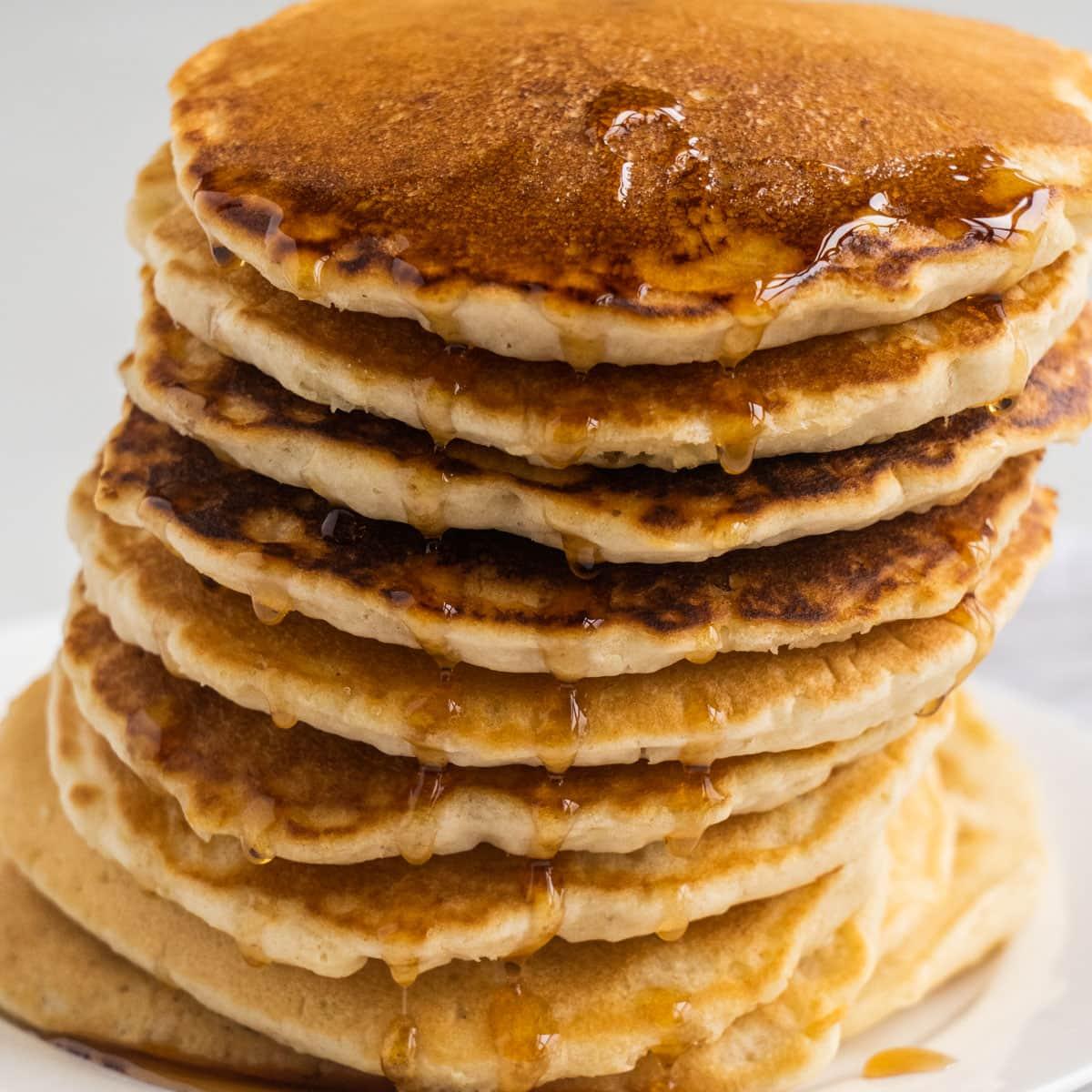 No Milk No Eggs Pancakes Brooklyn Farm Girl