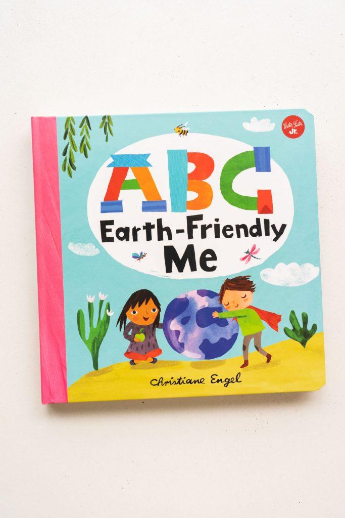 ABC Earth Friendly Me book.