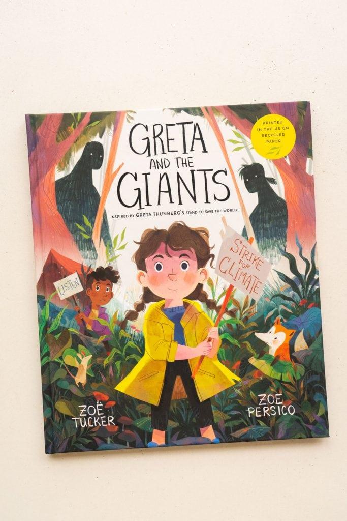 greta and the giants book.