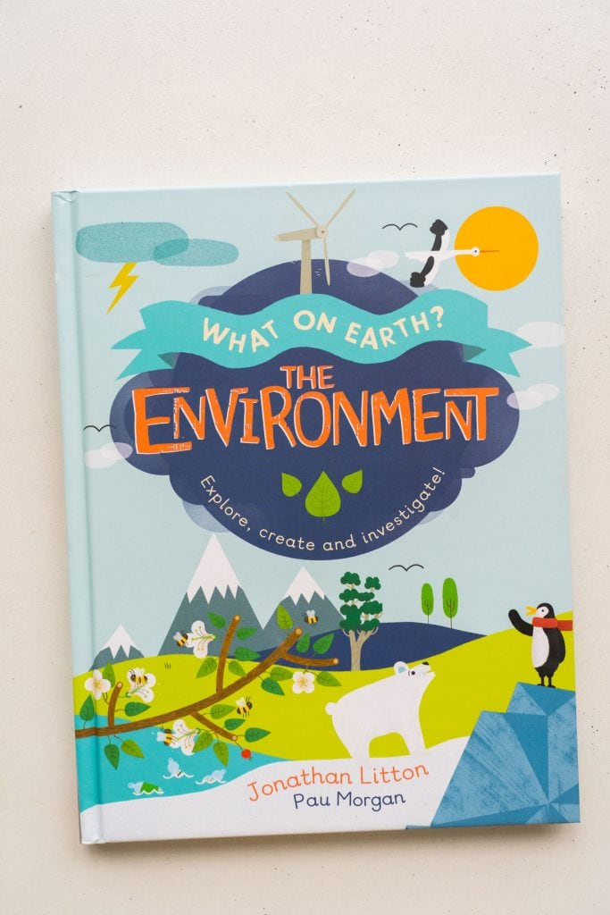 what on earth the environment book.