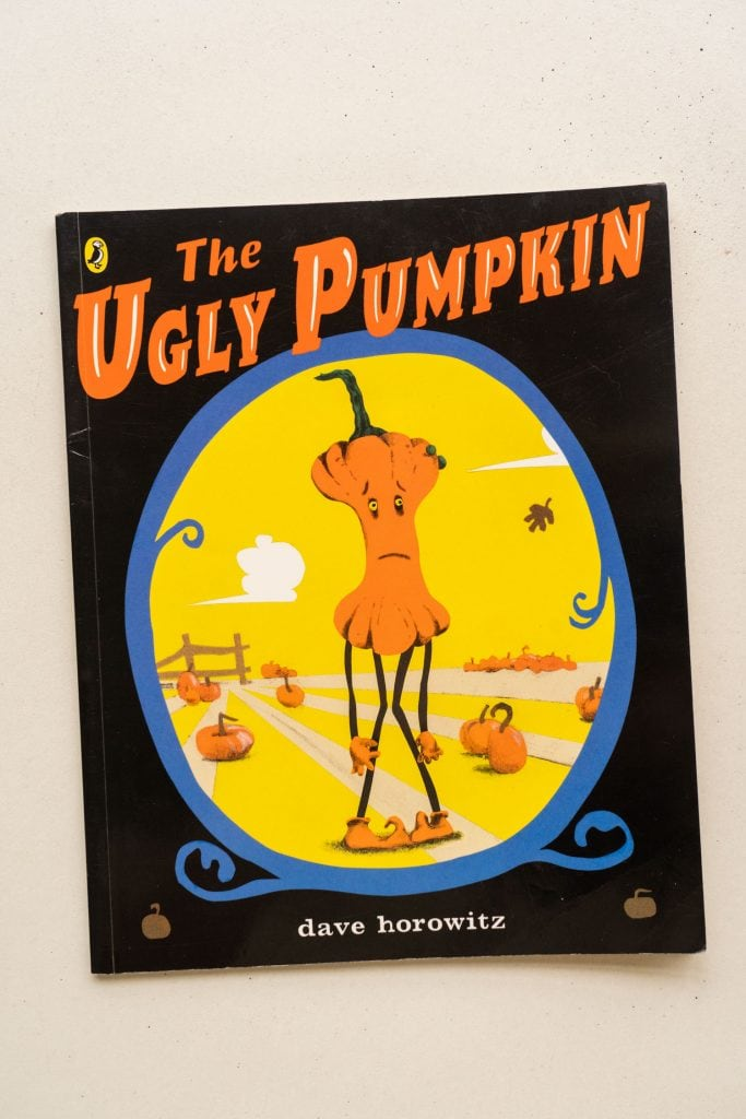 the ugly pumpkin book.