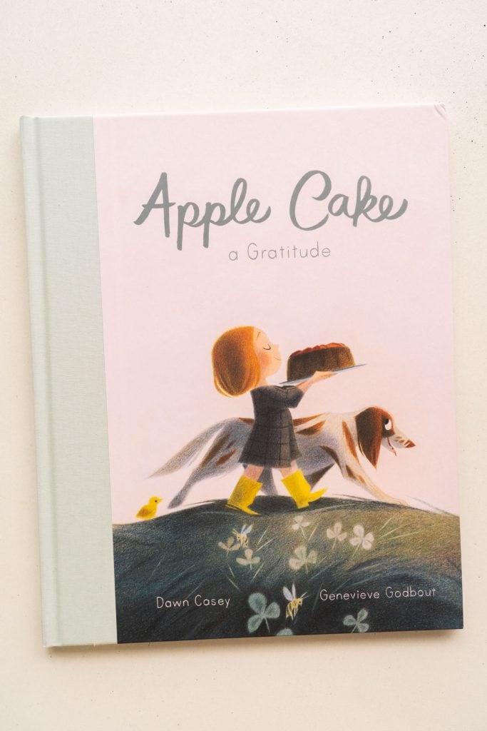 apple cake book.