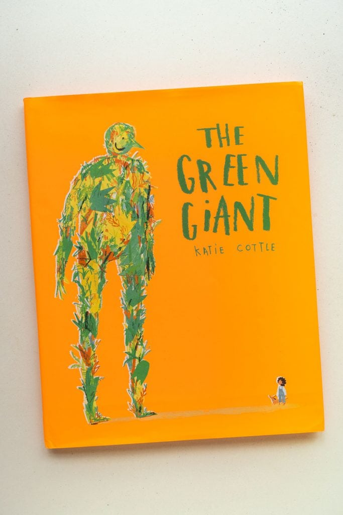 the green giant book.