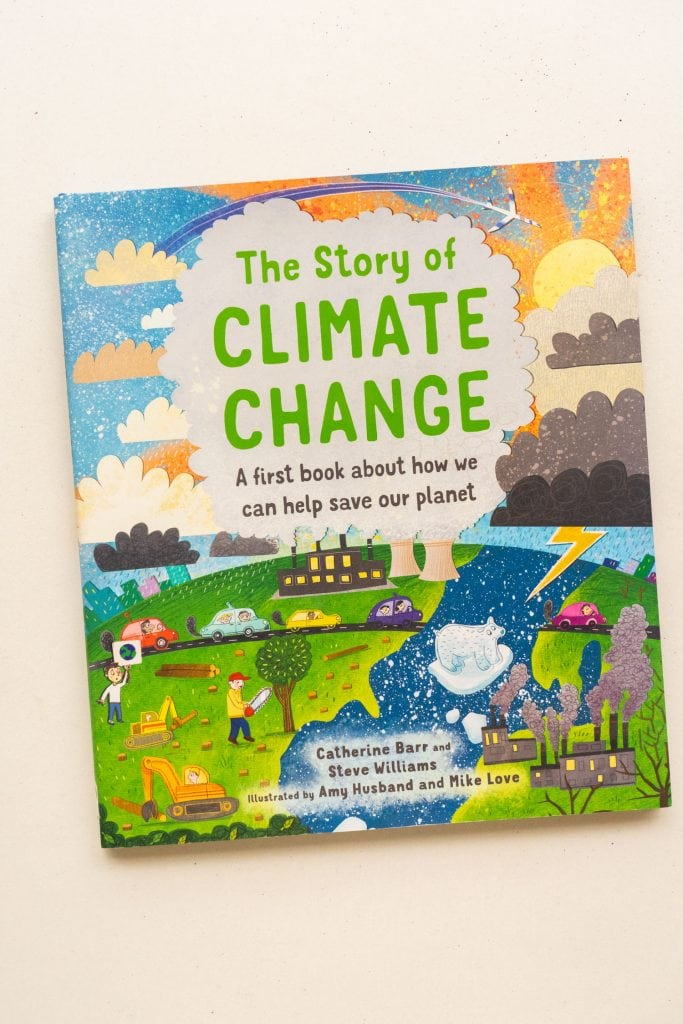 the story of climate change book.
